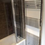 New Shower & radiator Tamworth