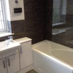 New bathroom tamworth
