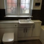 sink and vanity unit